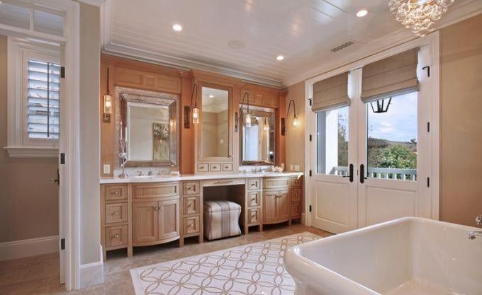 Cách trang trí thảm phòng tắm đẹp mắt