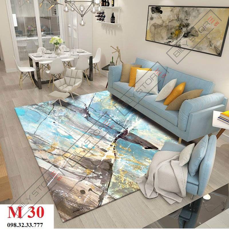 Thảm phòng khách M30