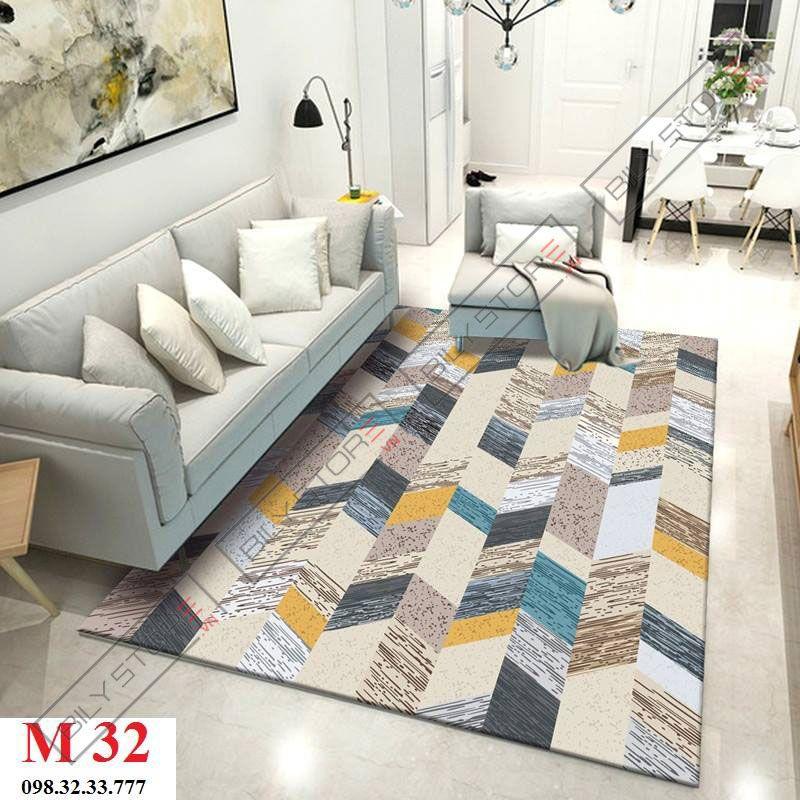 Thảm phòng khách M32