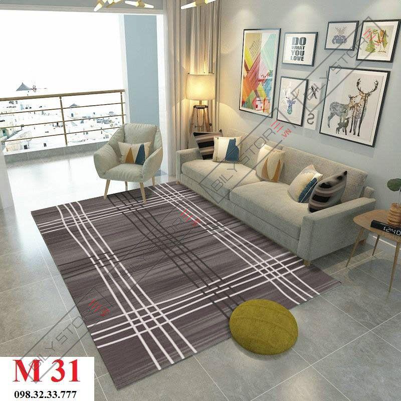 Thảm phòng khách M31