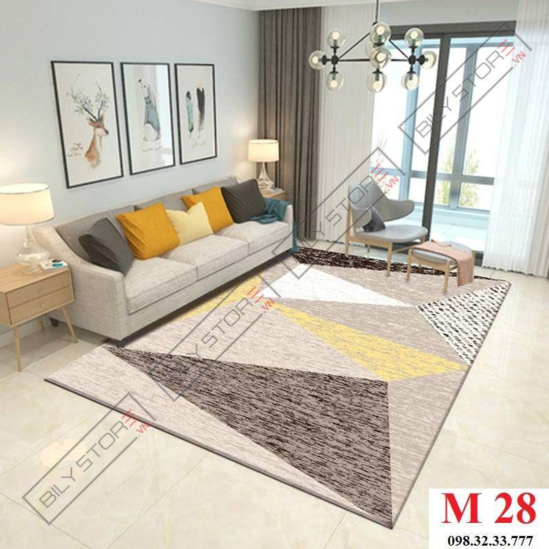 Thảm phòng khách M28