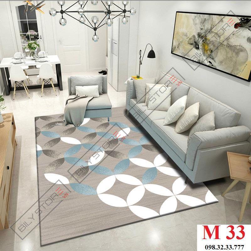 Thảm phòng khách M33