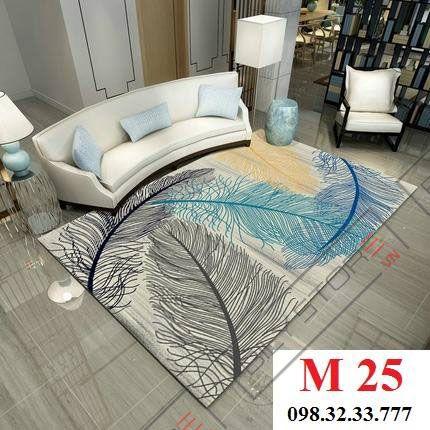 Thảm phòng khách M25