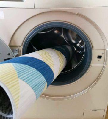 Giặt thảm đúng cách