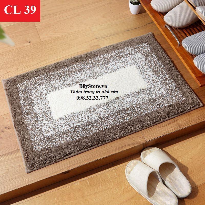 Thảm cửa ra vào CL39