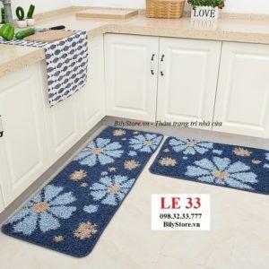 Thảm bếp sợi len cao cấp LE33