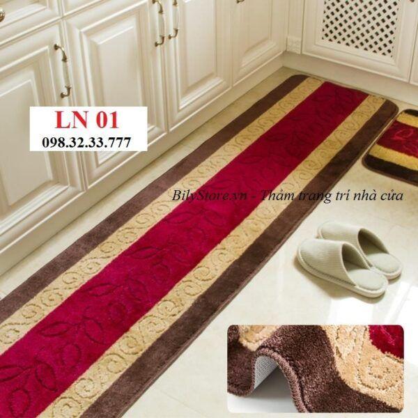Thảm bếp cao cấp LN01