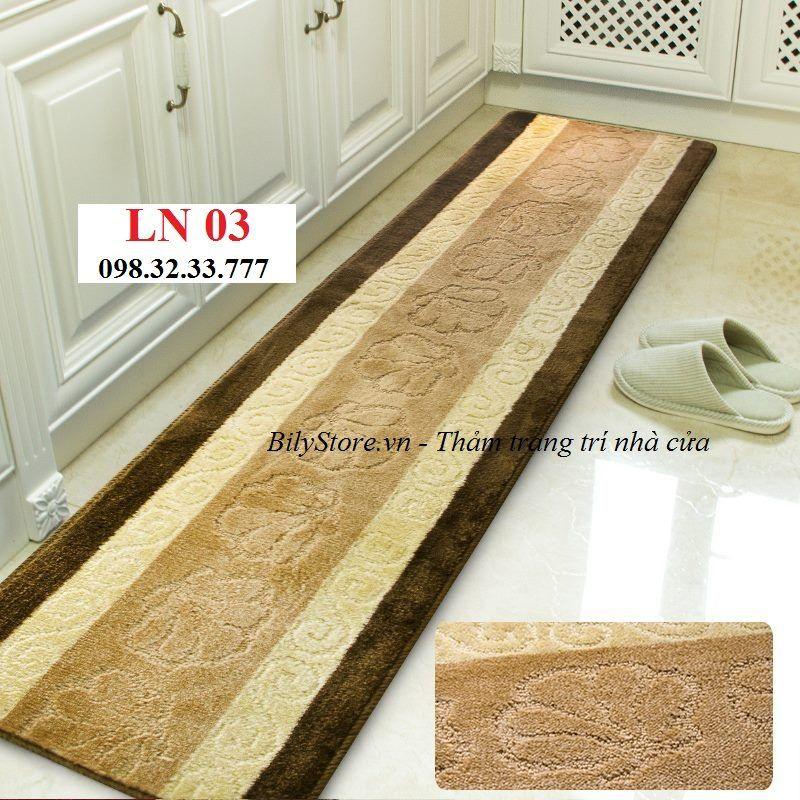 Thảm bếp cao cấp LN03