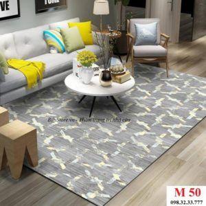 Thảm phòng khách cao cấp phong cách USA M50