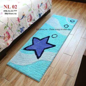 Thảm phòng ngủ cao cấp NL02