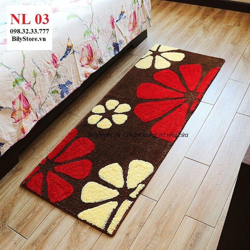 Thảm phòng ngủ cao cấp NL03