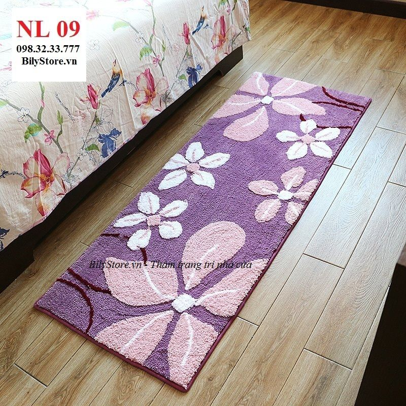 Thảm phòng ngủ cao cấp NL09