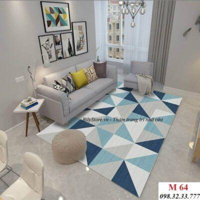 Thảm phòng khách USA M64