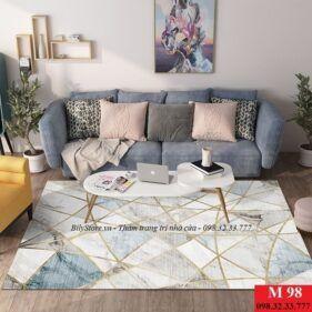 Thảm phòng khách USA M98