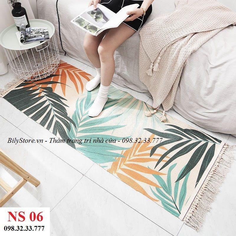 Thảm phòng ngủ cao cấp NS06