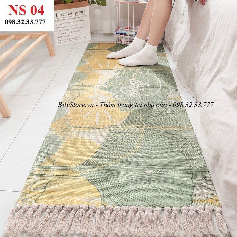 Thảm phòng ngủ cao cấp NS04