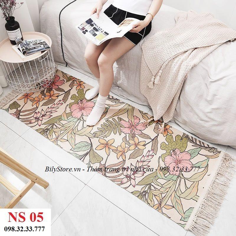 Thảm phòng ngủ cao cấp NS05