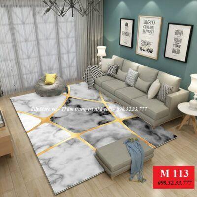 Thảm phòng khách M113
