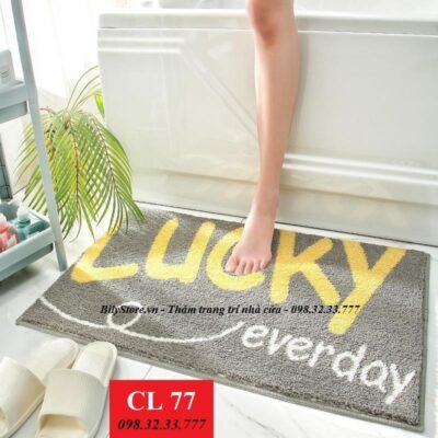Thảm cửa CL77