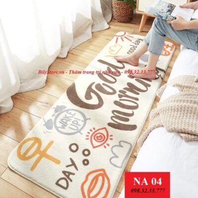 Thảm phòng ngủ NA04