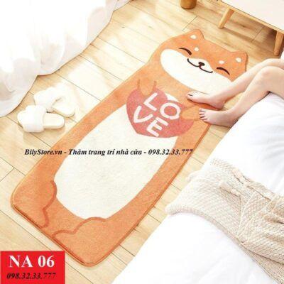 Thảm phòng ngủ NA06