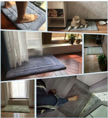 Dùng thảm nâng cao chất lượng cuộc sống