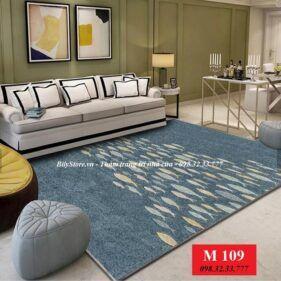 Thảm phòng khách M109