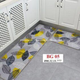thảm bếp BG05