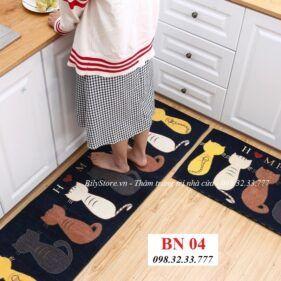 Thảm bếp BN04