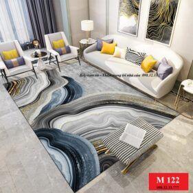 Thảm phòng khách M122