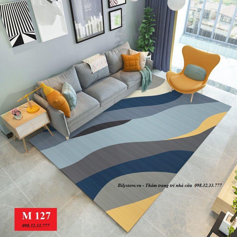 Thảm phòng khách M127